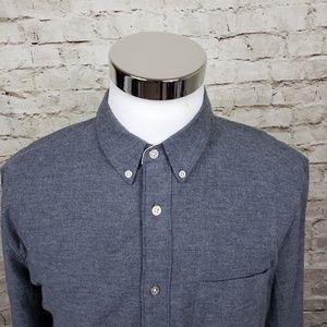 rag & bone Shirts - Rag and Bone Standard Issue L/S Shirt